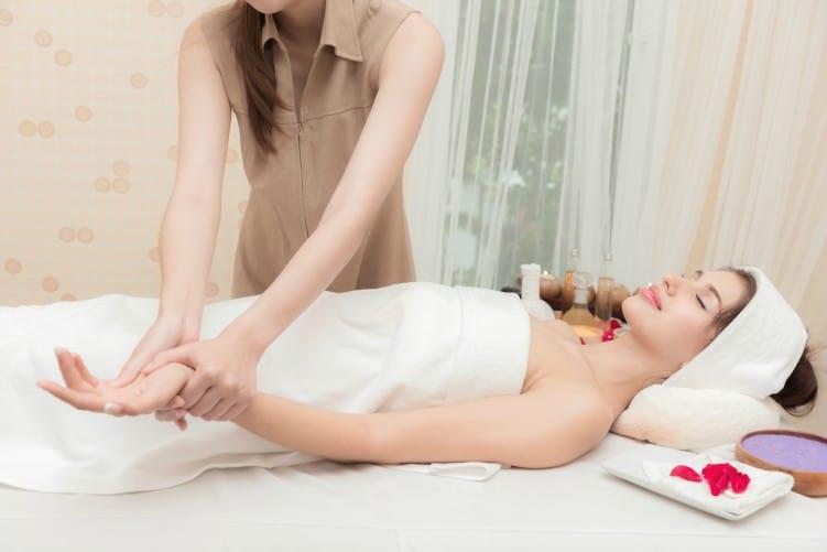 massage career